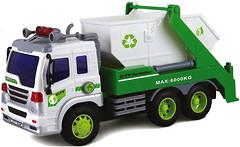 Фото Dave Toy Строительный мусоровоз Junior Trucker (33026)