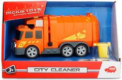 Dickie Toys Автомобиль Уборщик города (3302000)