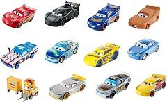Mattel Герои Тачки 3 в ассортименте (DXV29)