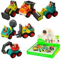 Фото Hola (Huile) Toys Строительные машинки (3116C)