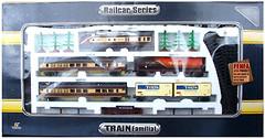 Fenfa Стартовый набор: Грузопассажирский поезд (1601B-1)