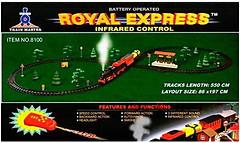 Golden Bright Стартовый набор: Royal Express (8100)