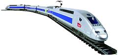 Mehano Стартовый набор: TGV Pos (T756)