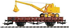 PIKO Грузовая платформа R61 (54128)
