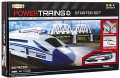 Power Trains Стартовый набор: премиум (41384)