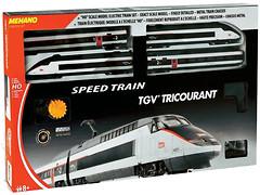 Mehano Стартовый набор: TGV Tricourant (T110)