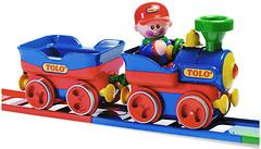 Tolo Toys Первые друзья Железная дорога (89905)