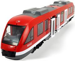 Dickie Toys Городской поезд (3748002)