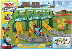 Thomas & Friends Набор: День на острове Содор (DNR41)