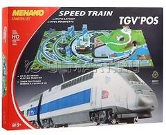 Фото Mehano Стартовый набор: TGV Pos (T111)