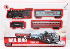 Фото Train King Железная дорога (19051-4)