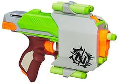Фото Hasbro Nerf Zombie Strike Sidestrike (A6557)