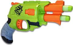 Hasbro Nerf Zombie Strike Doublestrike Двойной удар (A6562)