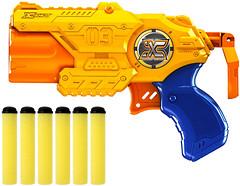 Zuru Скорострельный бластер X-Shot Exel 3 Barrel Shooter (36118)