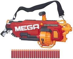 Hasbro Nerf Mega Бластер Мастодон (B8086)