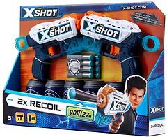 Фото X-Shot Excel Double Pulse Набор бластеров (36202Z)
