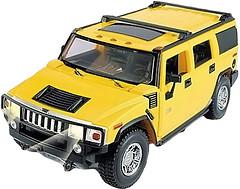Happy Well Roadbot Hummer H2 SUV (50120)