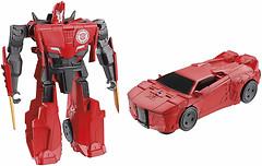Hasbro Transformers Один шаг в ассортименте (B0068)