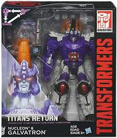 Hasbro Transformers Generations Titans Return в ассортименте (B7769)