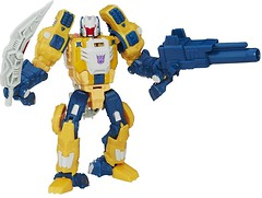 Фото Hasbro Transformers Generations Titans Return Titan Master Monxo And Wolfwire (B7762/B7036)