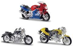 Фото Bburago (1:18) Мотоциклы (18-51030)