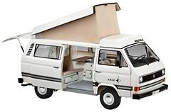 Revell (1:25) Автомобиль VW T3 Camper (7344)