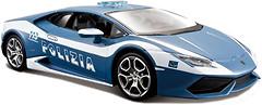 Фото Maisto (1:24) Lamborghini Huracan LP 610-4 Polizia (31511)