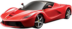 Фото Bburago (1:24) Ferrari LaFerrari F70 (18-26001)