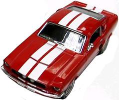 Kinsmart (1:44) 1957 Shelby GT 500 (KT5372W)