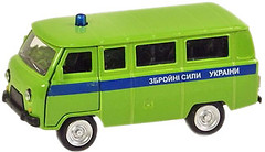 Наш Автопром (1:50) УАЗ-452 (6402ABCDEF)