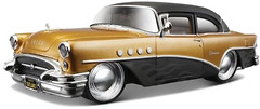 Maisto (1:24) 1955 Buick Century (32507)