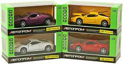 Die-Cast (1:32) Ferrari 458 Автопром (3201C)