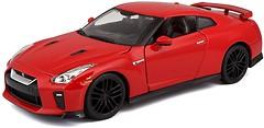 Bburago (1:24) 2017 Nissan GT-R (18-21082)