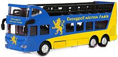 Фото Технопарк Автобус Экскурсионный Двухэтажный (SB-16-21)
