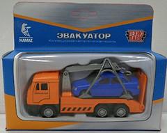 Фото Технопарк Эвакуатор с машиной (SB-16-27-A2-WB-U)