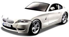 Фото Bburago (1:32) BMW Z4 M Coupe (18-43007)