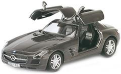 Kinsmart (1:36) Mercedes-Benz SLS AMG (KT5349W)
