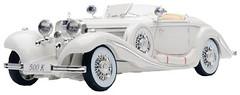 Maisto (1:18) 1936 Mercedes-Benz 500 K Typ Specialroadster Macharadga (36055)