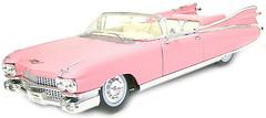 Фото Maisto (1:18) 1959 Cadillac Eldorado Biarritz (36813)