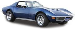 Фото Maisto (1:24) 1970 Chevrolet Corvette (31202)
