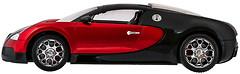 Фото Meizhi Bugatti Veyron 1:14 (MZ-2032)