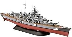 Revell Battleship Bismarck (RV05098)
