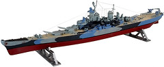 Revell USS Missouri (RV05092)