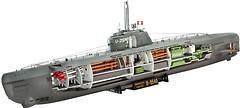 Revell U-Boat Type XXI with Interior (RV05078)