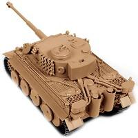 Zvezda Немецкий тяжелый танк Тигр (ZVE3646)