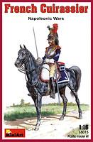 Фото MiniArt Французский кирасир армия Наполеона (MA16015)