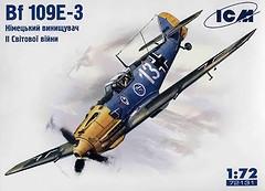 Фото ICM Bf.109E-3 (72131)