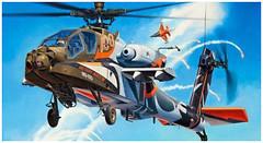 Фото Revell AH-64D Apache 100 Years Military Aviation (RV04896)