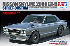 Tamiya Nissan Skyline 2000 GT-R Street Custom (TAM24335)