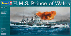 Revell H.M.S. Prince of Wales (RV05135)